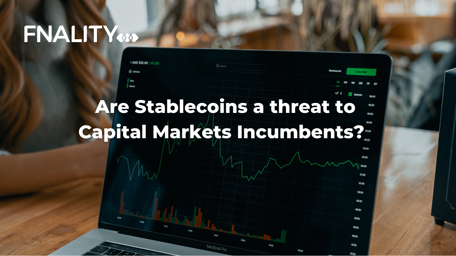 Are Stablecoins a threat to Capital Markets Incumbents