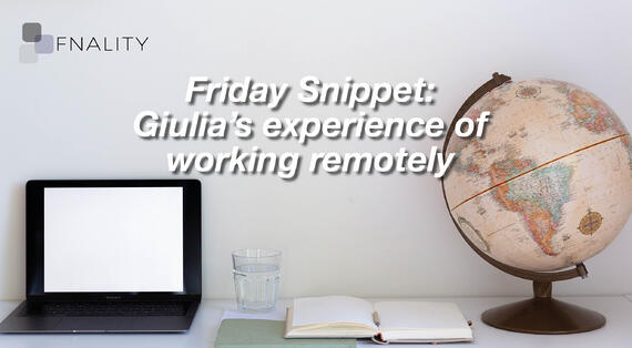 Giulia Secco Fnality Friday Snippet